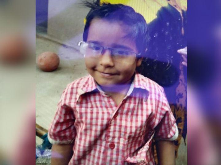 आमेर इलाके में मंगलवार शाम को ट्रेलर की चपेट में आने से पांच साल की सोफिया और उसके पिता मोसिन की मौत हो गई। (फाइल फोटो) - Dainik Bhaskar