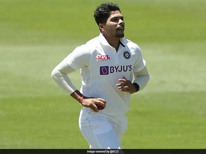 उमेश यादव मोटेरा में इंग्लैंड के खिलाफ अंतिम दो टेस्ट मैच में खेल सकेंगे। वे ऑस्ट्रेलिया दौरे पर चोटिल हो गए थे। जिसकी वजह से वह ऑस्ट्रेलिया के खिलाफ चार टेस्ट मैचों की सीरीज के अंतिम दो मैचों में नहीं खेल पाए थे। - Dainik Bhaskar