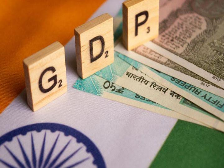 अर्थशास्त्रियों के एक सर्वेक्षण के मुताबिक दिसंबर तिमाही की GDP विकास दर साल-दर-साल आधार पर 0.5% रहने की उम्मीद है - Dainik Bhaskar