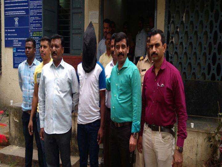 घरफोडी करणारा आरोपीस पिंपरीमध्ये ताब्यात घेण्यात आले. - Divya Marathi
