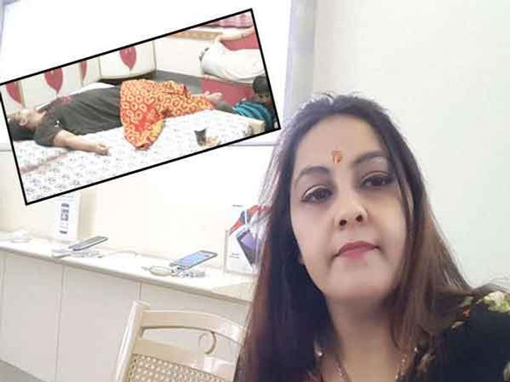 बिजनेसमॅन पतीने पत्नीला गोळी मारून केली आत्महत्या..... - Divya Marathi