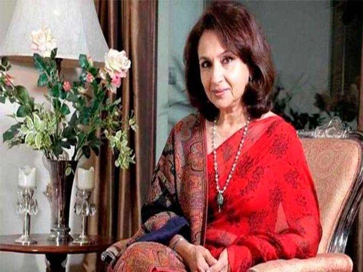 शर्मिला टागोर यांचा 8 डिसेंबरला वाढदिवस आहे. - Divya Marathi