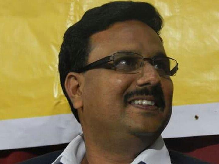मसापचे कार्याध्यक्ष प्रा. मिलिंद जोशी - Divya Marathi
