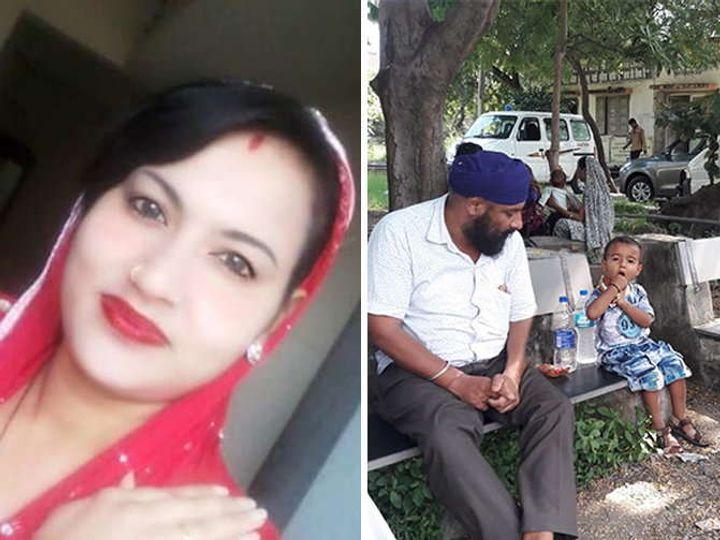 પત્નીની છેલ્લી ઇચ્છા હતી કે પતિ તેની સેંથી પૂરે, મોત પછી પણ તે ન આવ્યો - Divya Bhaskar
