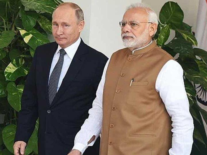 અમેરિકા તરફથી આર્થિક પ્રતિબંધની સંભાવનાને જોતા ભારત અને રશિયા આ ડીલને રૂપિયા અને રૂબલમાં કરવાની શક્યતાઓ શોધી રહ્યા છે. - Divya Bhaskar