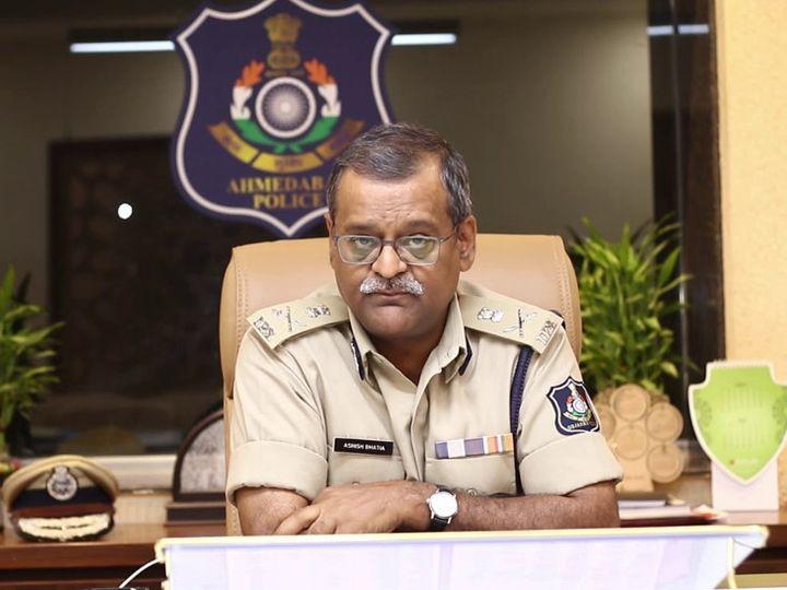 આશિષ ભાટિયા, રાજ્યના નવનિયુક્ત પોલીસ વડા - ફાઇલ તસવીર - Divya Bhaskar
