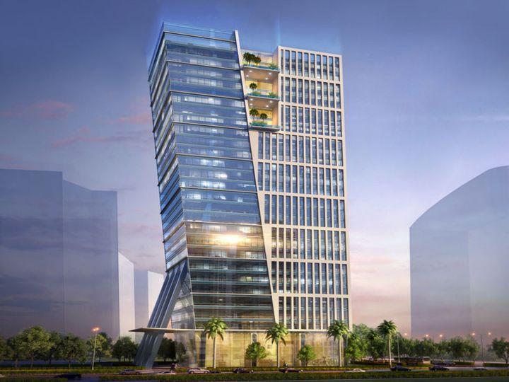 ગિફ્ટ સિટીમાં સેવી ઇન્ફ્રાસ્ટ્રક્ચરનો એક પ્રોજેક્ટ પહેલાંથી જ કાર્યરત છે. - Divya Bhaskar