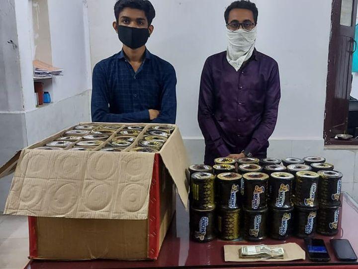 94 બોબીન, દોરી વેચાણના રોકડા 13330, 10 હજારના બે મોબાઈલ જપ્ત કરાયા. - Divya Bhaskar