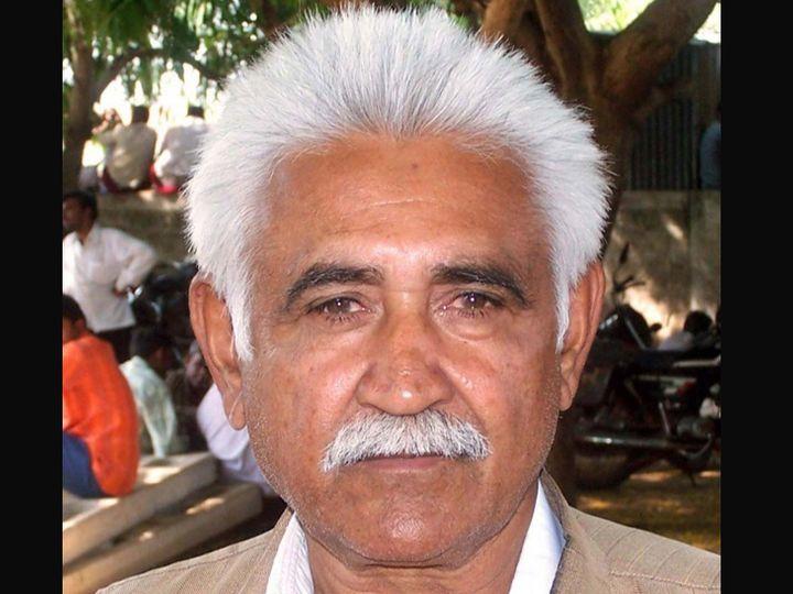 રૈયાભાઇ રાઠોડ, જિલ્લા કોંગ્રેસ પ્રમુખ - Divya Bhaskar