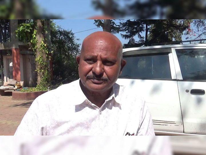 ગણપતભાઇ પટેલ, માજી તા.ભાજપ ઉપપ્રમુખ, વલસાડ - Divya Bhaskar