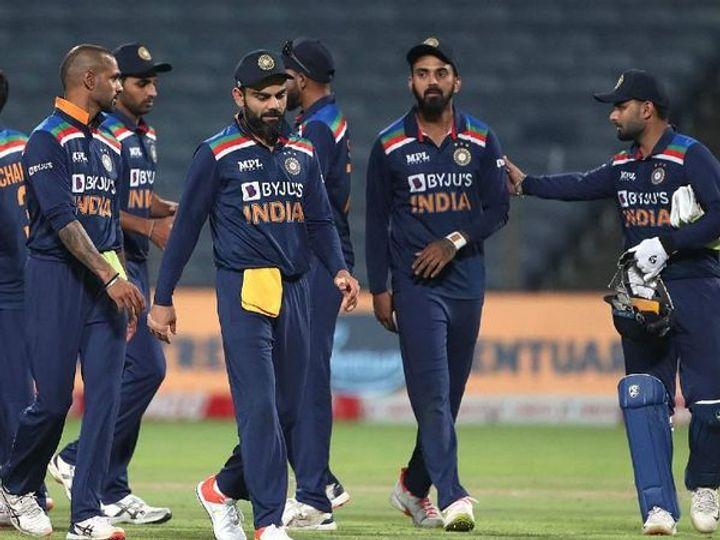 આ વર્ષે ભારતના યજમાનપદે ટી-20 વર્લ્ડ કપ રમાવવાનો છે. કોરોનાને કારણે આ UAEમાં રમાય શકે છે. ટીમ ઈન્ડિયા 2007માં એક વખત ચેમ્પિયન રહ્યું છે (ફાઈલ ફોટો) - Divya Bhaskar