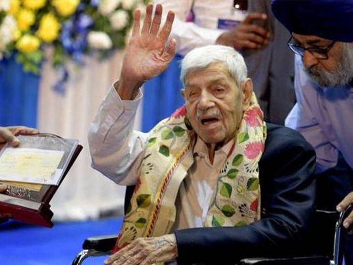 હોકીના દિગ્ગજ ખેલાડી કેશવ દત્ત - ફાઇલ તસવીર - Divya Bhaskar