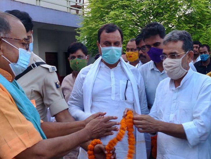 उपेंद्र कुशवाहा को इस यात्रा में मुख्यमंत्री नीतीश कुमार का भी पूरा सहयोग मिल रहा है।
