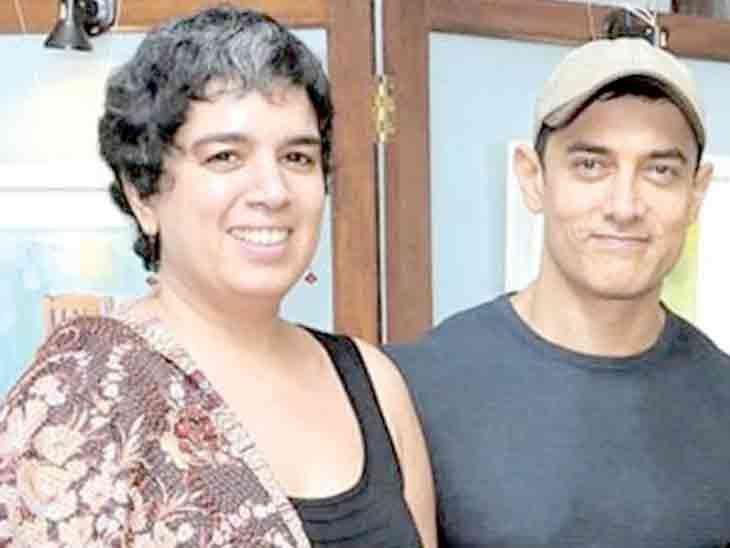 रीना फिल्म 'लगान' में कार्यकारी निर्माता थीं