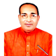 candidate Shayam Babu Prasad Yadav