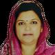 candidate Anjum Ara