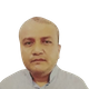 candidate Santosh Mishra