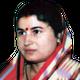 candidate Sunita Singh Chouhan