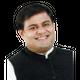 candidate Chandan Yadav