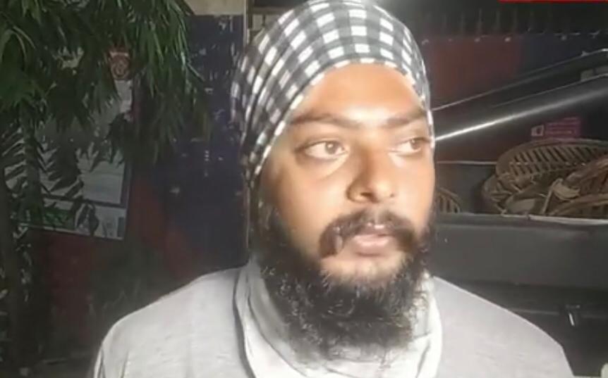 बिजलीकर्मी मनप्रीत सिंह।