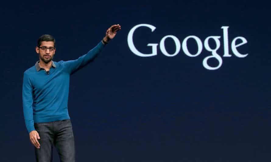 गूगल के सीईओ ने कहा कि सुरक्षा के लिहाज से टू-फैक्टर ऑथेंटिकेशन बहुत अच्छा है।