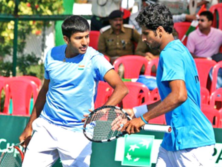 भारत लगातार 5वें साल प्लेऑफ में हारा, पर अभी फाइनल्स में पहुंचने का मौका  - Dainik Bhaskar
