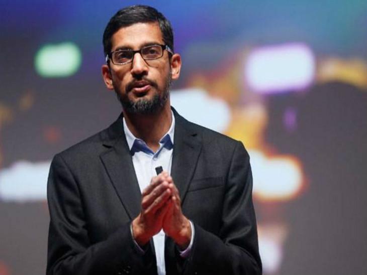 चीन के लिए सेंसर्ड सर्च ऐप बनाया, सीईओ पिचाई पहली बार सार्वजनिक रूप से बोले|बिजनेस,Business - Dainik Bhaskar