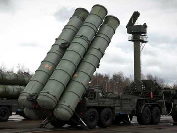 भारत के एस-400 मिसाइल सिस्टम खरीदने से बिगड़ेगा दक्षिण एशिया का शांति संतुलन|विदेश,International - Dainik Bhaskar