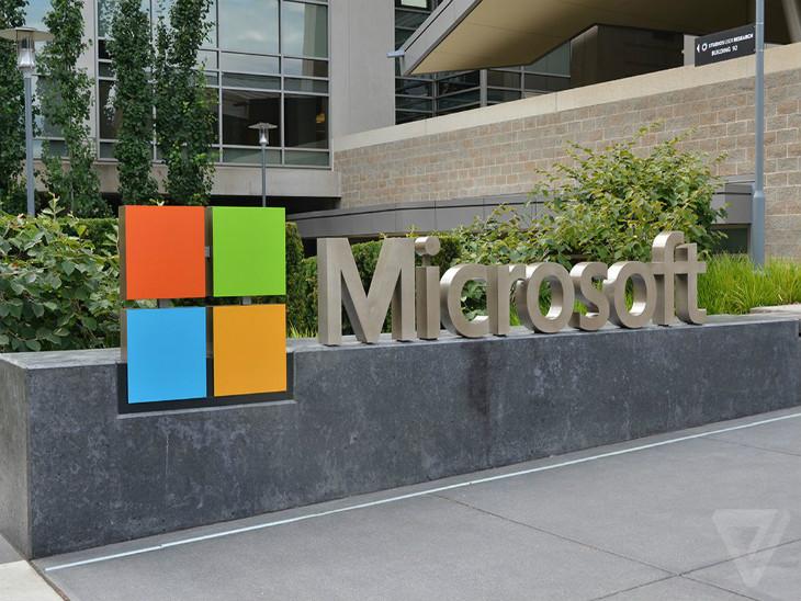 माइक्रोसॉफ्ट सबसे ज्यादा मार्केट कैप वाली दूसरी कंपनी, अमेजन से 18 अरब डॉलर ज्यादा|बिजनेस,Business - Dainik Bhaskar