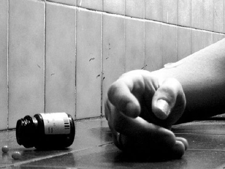 इच्छा विरुद्ध शादी करने पर नव विवाहिता ने मायके में जहरीला पदार्थ पीकर दी जान बिलासपुर,Bilaspur - Dainik Bhaskar