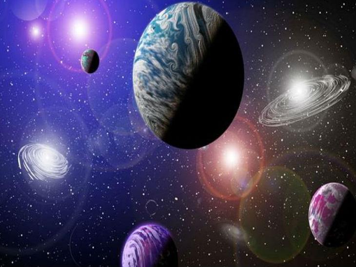 अंतरिक्ष  बनेगा छुट्टियां बिताने व कचरा फैलाने का नया ठिकाना| - Dainik Bhaskar