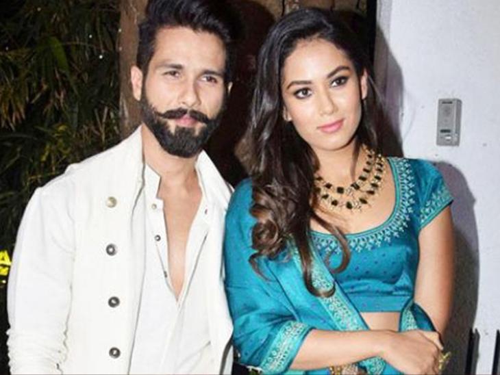 नेहा धूपिया के चैट शो में बोले शाहिद कपूर- प्रियंका ने शादी में बुलाया था, करीना ने नहीं|टीवी,TV - Dainik Bhaskar
