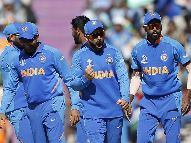 टूर्नामेंट में भारत के चार मैच बाकी, हर मैच में भारतीय टीम की जीत की दुआ करेंगे पाकिस्तानी फैंस|क्रिकेट,Cricket - Dainik Bhaskar
