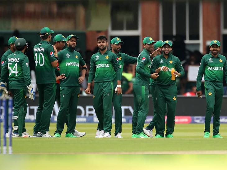 पाकिस्तानी टीम के साथ हो रहा सबकुछ वैसा, 1992 विश्व कप में हुआ था जैसा|क्रिकेट,Cricket - Dainik Bhaskar