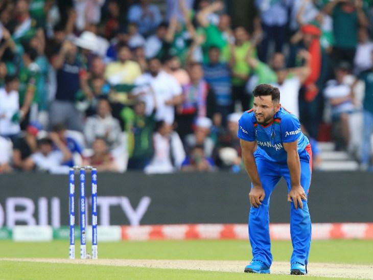 अफगानिस्तान ने पाकिस्तान के खिलाफ टॉस जीता, बल्लेबाजी का फैसला किया|क्रिकेट,Cricket - Dainik Bhaskar