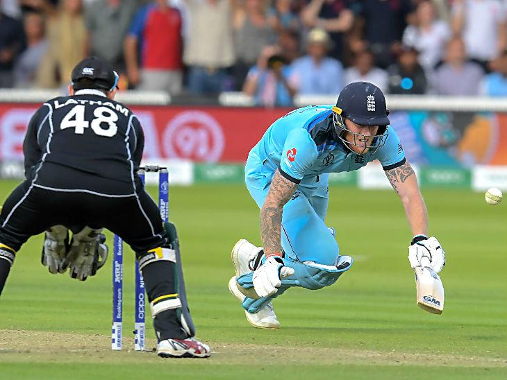 साइमन टॉफेल बोले- ओवरथ्रो में इंग्लैंड को 6 नहीं, पांच रन मिलने थे; अंपायर ने गलती की|क्रिकेट,Cricket - Dainik Bhaskar