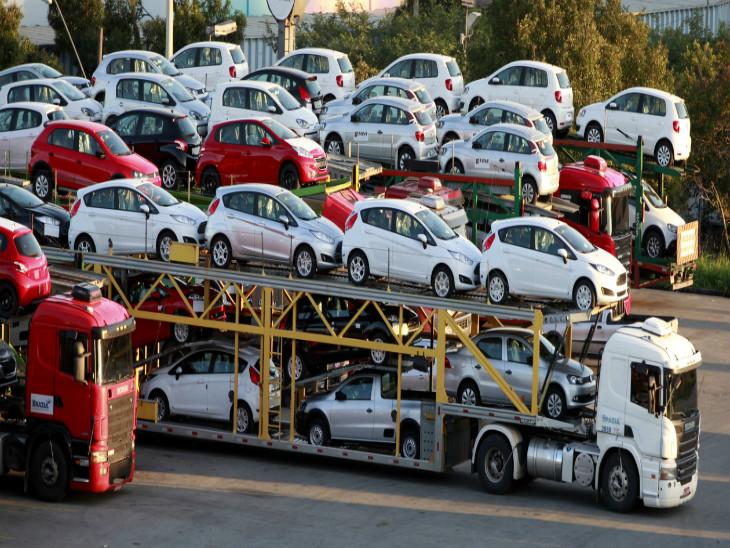 यात्री वाहनों की रिटेल बिक्री जून में 4.6% घटकर 2 लाख 24 हजार 755 यूनिट रह गई बिजनेस,Business - Dainik Bhaskar