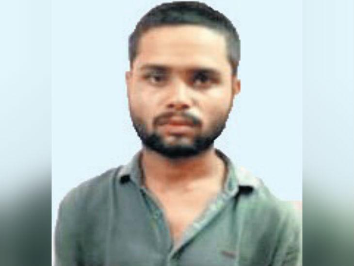 लश्कर को फंड पहुंचा रहे सीधी के युवक काे यूपी एटीएस ने दबोचा इंदौर,Indore - Dainik Bhaskar