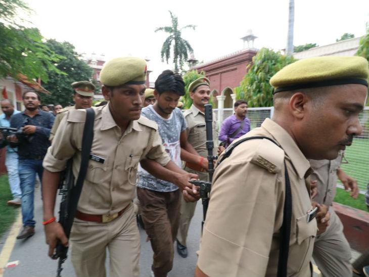 कुलदीप सेंगर से पूछताछ करने सीतापुर जेल पहुंची सीबीआई, पीड़िता के परिजनों से भी ली जानकारी|लखनऊ,Lucknow - Dainik Bhaskar