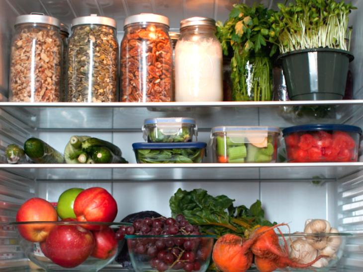 फल और सब्जियां डलिया या फ्रिज में एक साथ न रखें, खराब होने से बचाने के लिए समझें रखने का तरीका|लाइफ & साइंस,Happy Life - Dainik Bhaskar