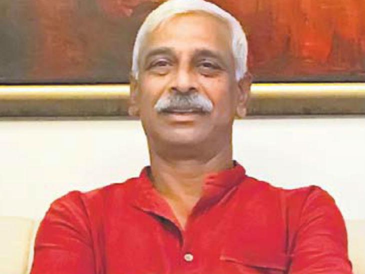 एयर मार्शल सी. हरि कुमार ने बताया कि ऑपरेशन का मकसद सिर्फ आतंक पर चोट करना था। इसके लिए बालाकोट उपयुक्त निशाना बना। - Dainik Bhaskar