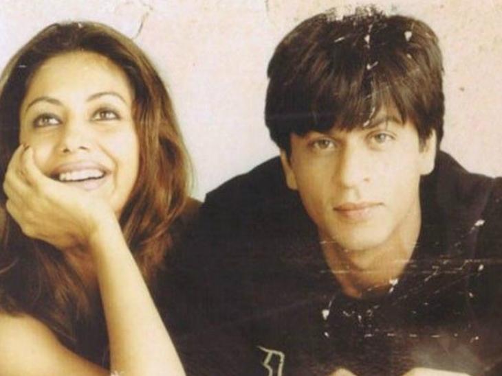 शाहरुख खान-गौरी की 28वीं वैडिंग एनिवर्सरी, प्रेमिका को खोजने के लिए सड़कों पर सोए किंग खान|बॉलीवुड,Bollywood - Dainik Bhaskar