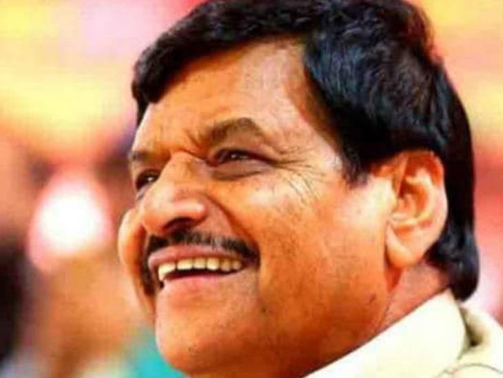 शिवपाल यादव बोले- पाकिस्तान वाले कब्जे के भारतीय भूभाग को वापस ले सरकार|आगरा,Agra - Dainik Bhaskar