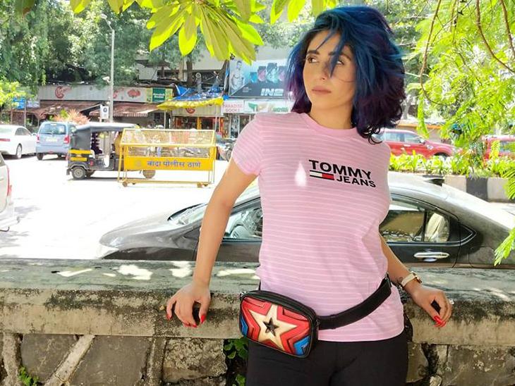 नेहा भसीन ने अनु मलिक को कहा दरिंदा, कहा-  मुझे भी उससे बचकर भागना पड़ा था|बॉलीवुड,Bollywood - Dainik Bhaskar