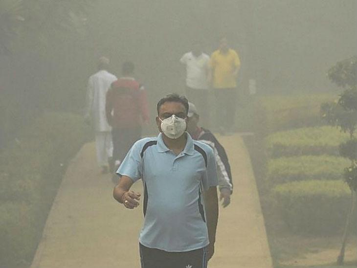 वायु प्रदूषण से बढ़ जाती है स्ट्रोक की आशंका, नए शोध में हुआ खुलासा|लाइफ & साइंस,Happy Life - Dainik Bhaskar
