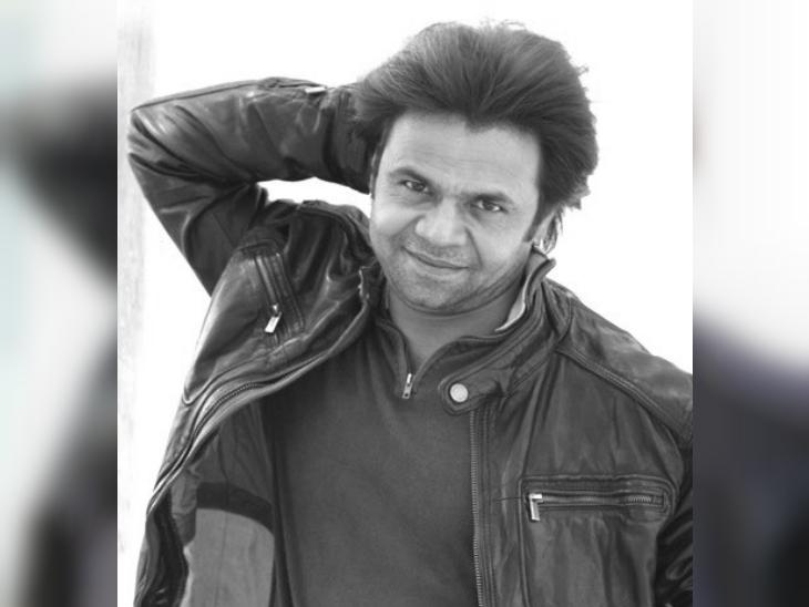 जेल से बाहर आए राजपाल यादव ने शुरु की शूटिंग, कहा- मुझे देखने के लिए देश के दर्शकों का शुक्रिया बॉलीवुड,Bollywood - Dainik Bhaskar