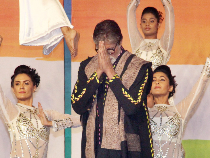 महानायक अमिताभ बच्चन ने सुबह ट्वीट कर शहीद तुकाराम ओंबले को किया था याद।