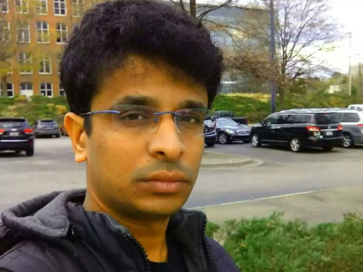 नासा ने लैंडिंग साइट की तस्वीरों के साथ शान को खोज का श्रेय दिया। - Dainik Bhaskar