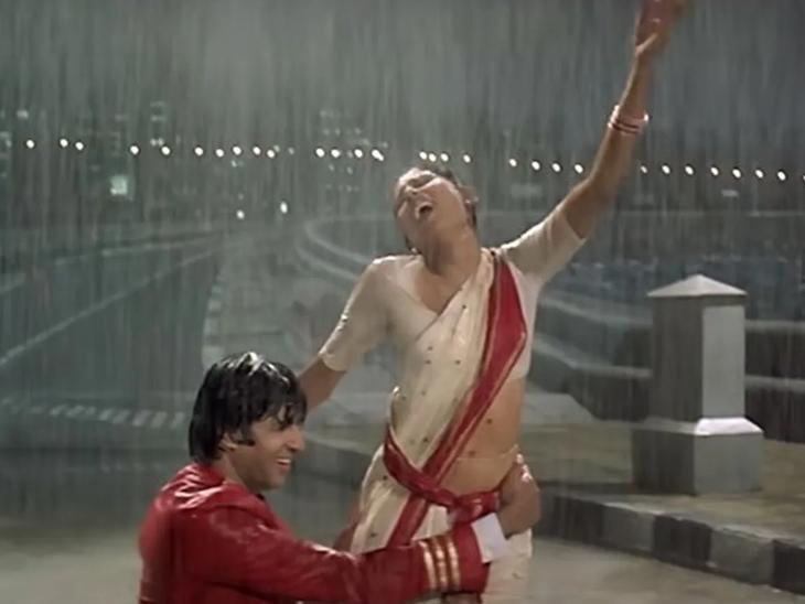 'आज रपट जाए' गाने की शूटिंग के दौरान असहज थीं स्मिता पाटिल, बिग बी ने की थी काउंसलिंग बॉलीवुड,Bollywood - Dainik Bhaskar
