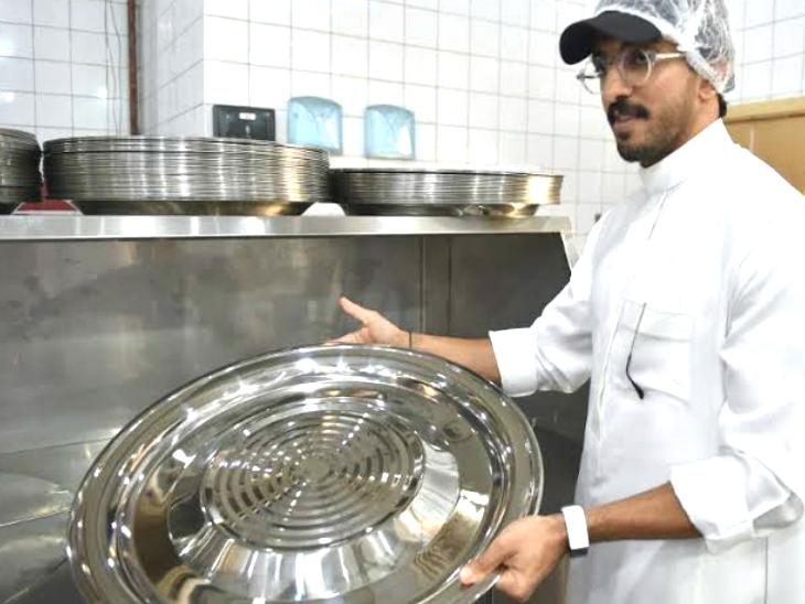 हर घर से 250 किलो खाने की बर्बादी रोकने के लिए डिजाइन की गई थाली, दावा- सालाना 3000 टन चावल की बचत होगी|लाइफ & साइंस,Happy Life - Dainik Bhaskar
